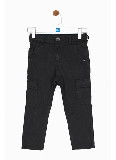 Nebbati Erkek Çocuk Siyah Pantolon Siyah